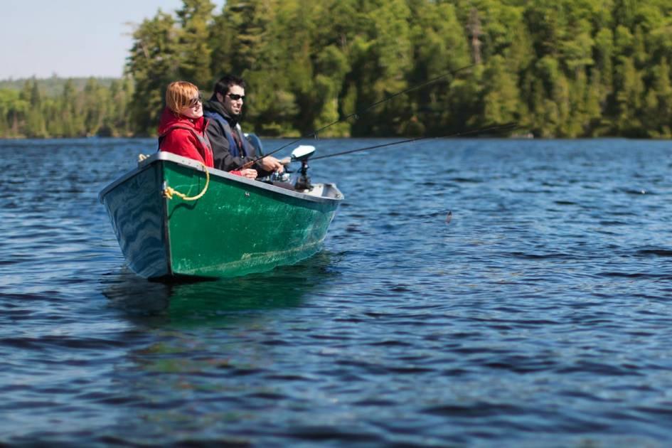 Programme Accès aux plans d'eau pour la pêche : 1M$pour soutenir 48 projets