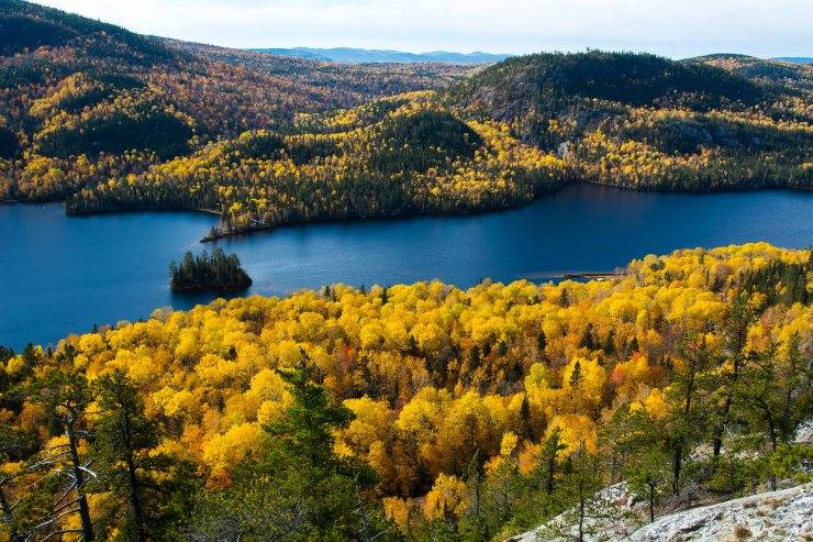 Découvrir les beautés de l'automne dans Charlevoix et la Haute-Côte-Nord