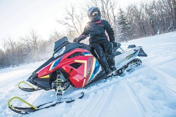 Pour avoir un avant-goût de l'hiver à Québec