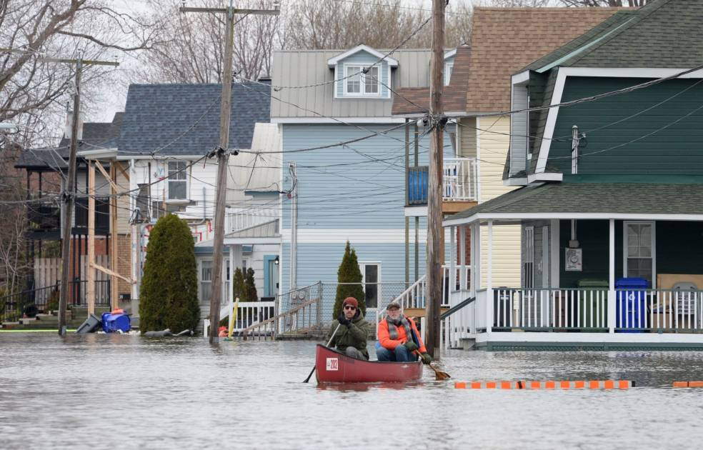 Une autre année météo marquée par les phénomènes extrêmes partout au pays