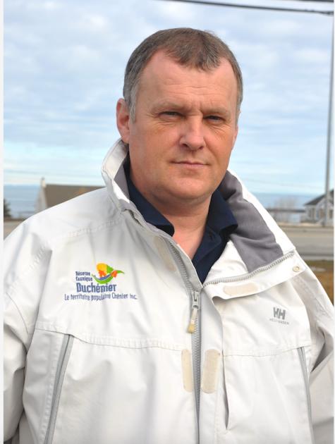 Mario Ross, de TERFA, lance deux ans de travaux dans Duchénier !