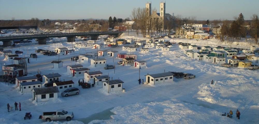 La saison de pêche est lancée sur la rivière Sainte Anne