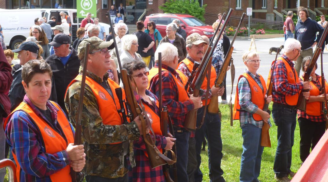 Chasser est un droit légitime et la chasse profite aux région$