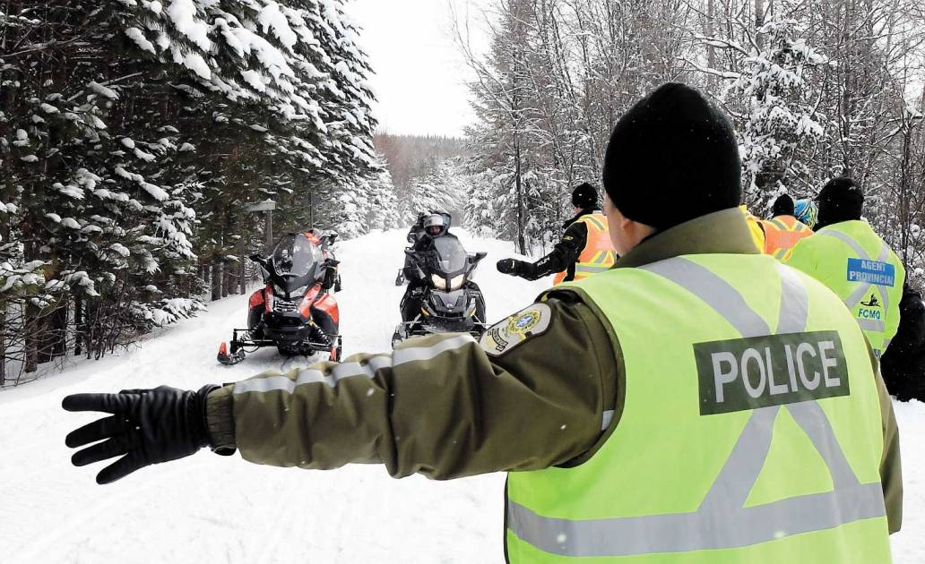 Sécurité et responsabilisation dans les sentiers québécois