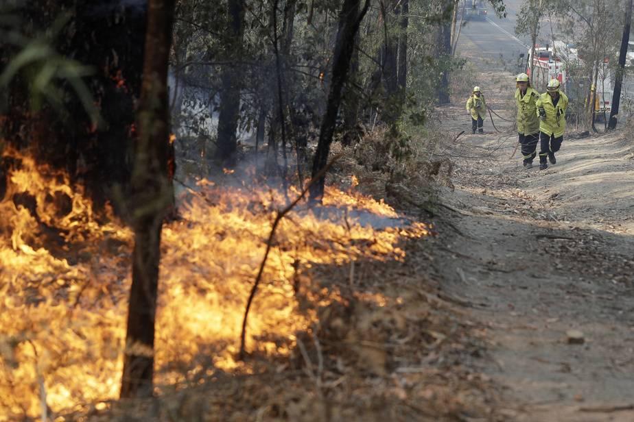 Prêt de ressources à l'Australie: la SOPFEU prête une deuxième cohorte