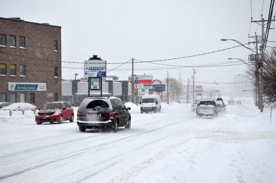 De la neige abondante attendue dans plusieurs régions du Québec