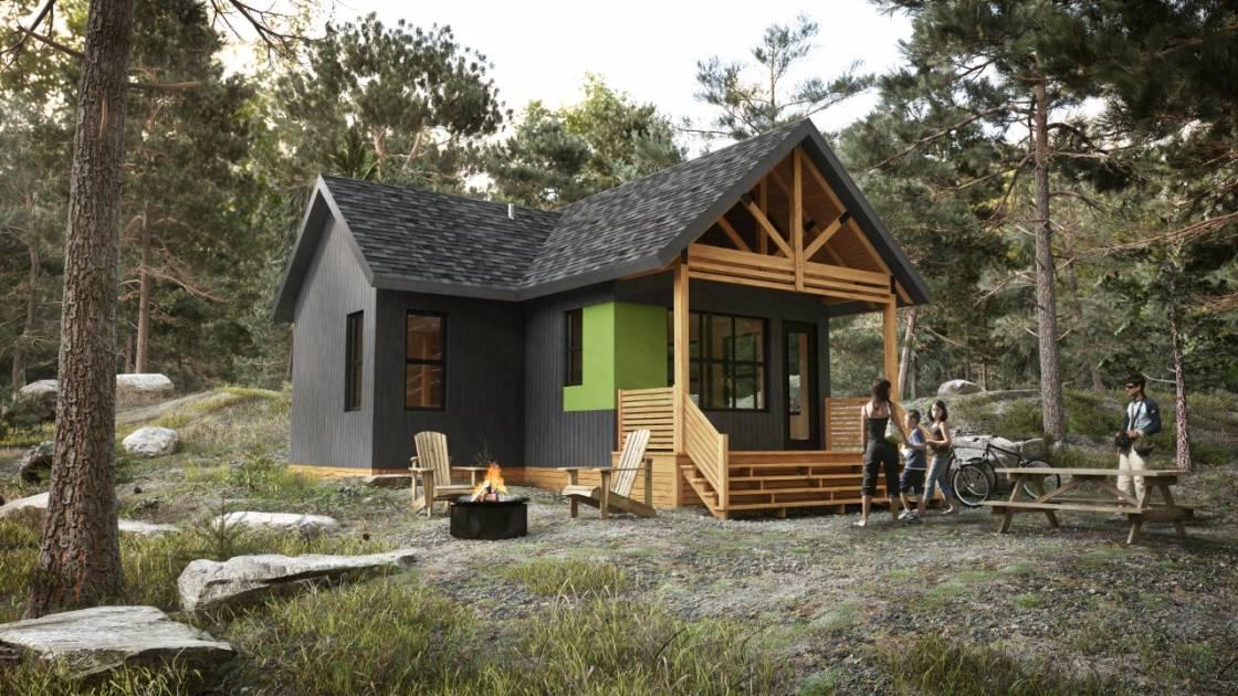 De nouveaux hébergements disponible pour l'été 2020