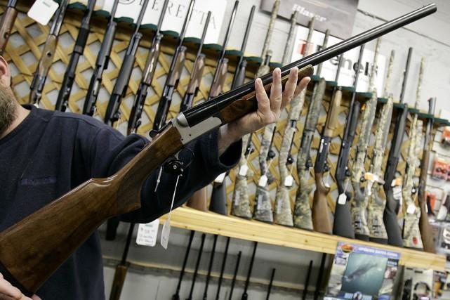 Les ventes d'armes et de munitions en hausse, selon des détaillants
