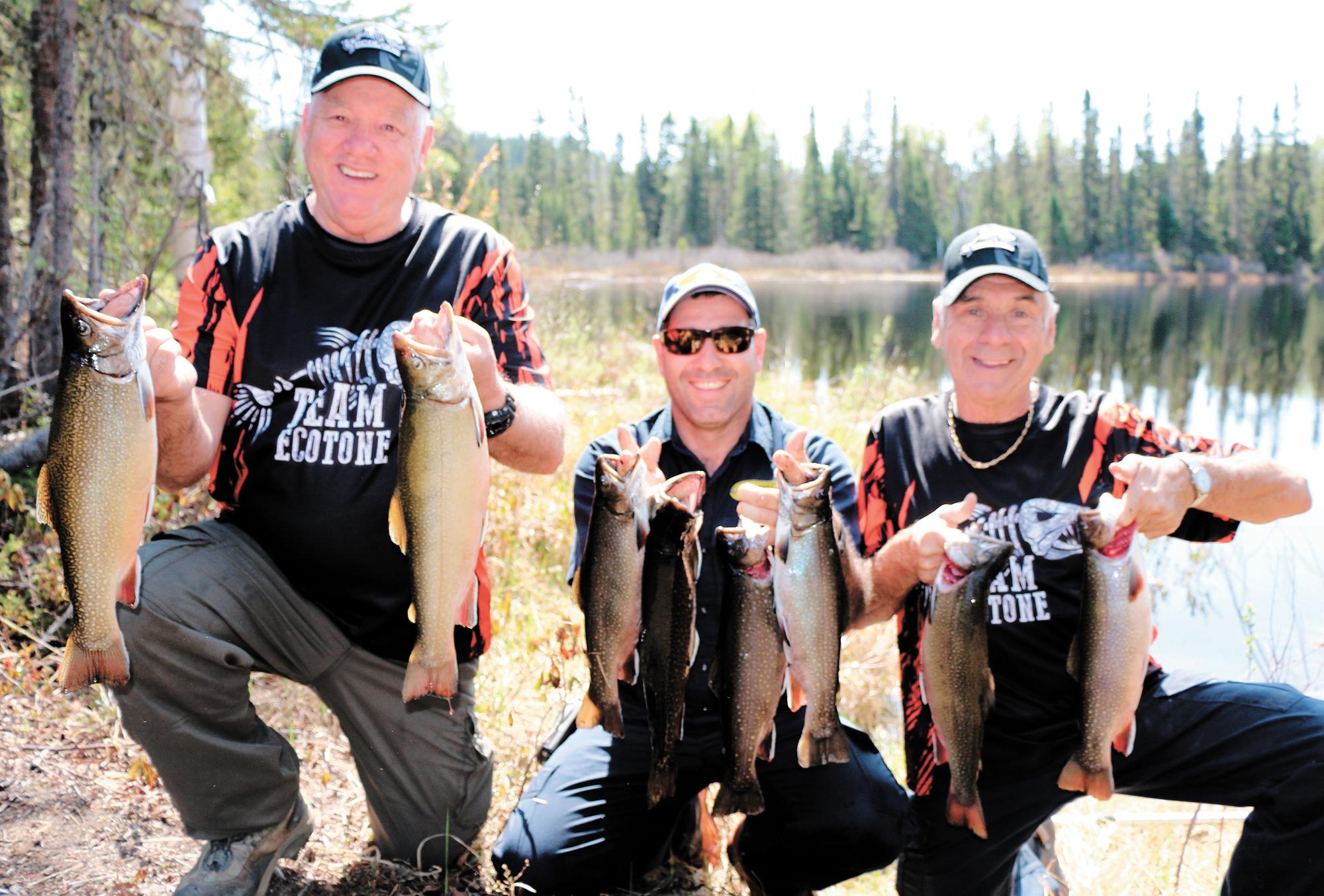Réservez vos séjours de pêche maintenant
