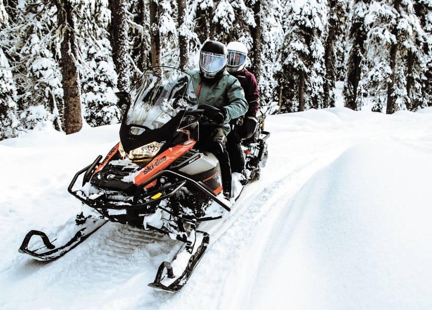 Expedition SWT, une motoneige unique à découvrir