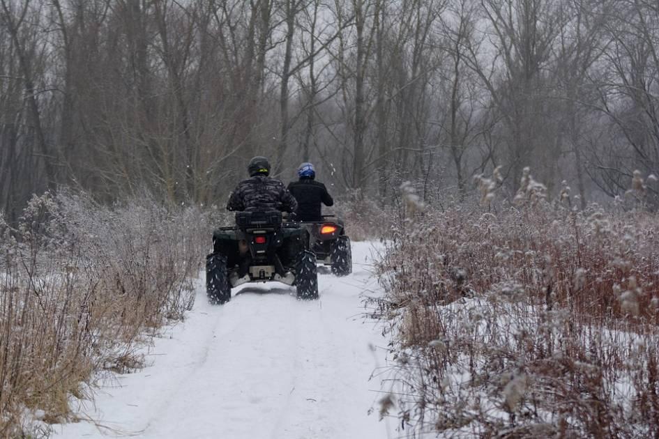 Plus de réservations pour les motoneiges et les quads sur le F-A Gauthier