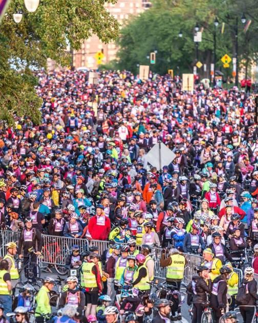 Vélo Québec le Festival Go vélo Montréal 2020