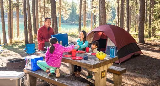 Parcs Canada suspend le camping au moins jusqu'au 31 mai