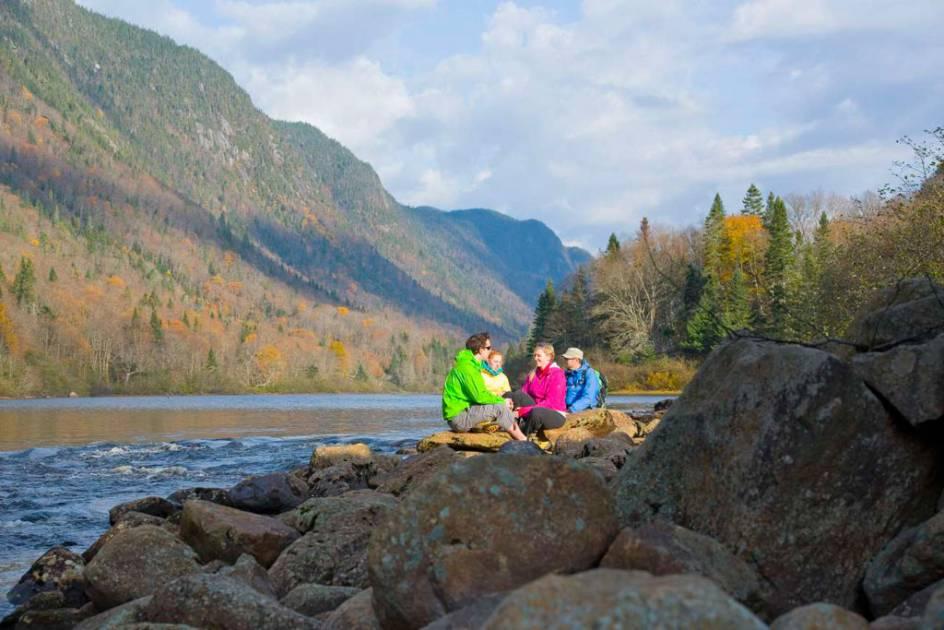Nature Québec demande que la population ait de nouveau accès aux parcs nationaux