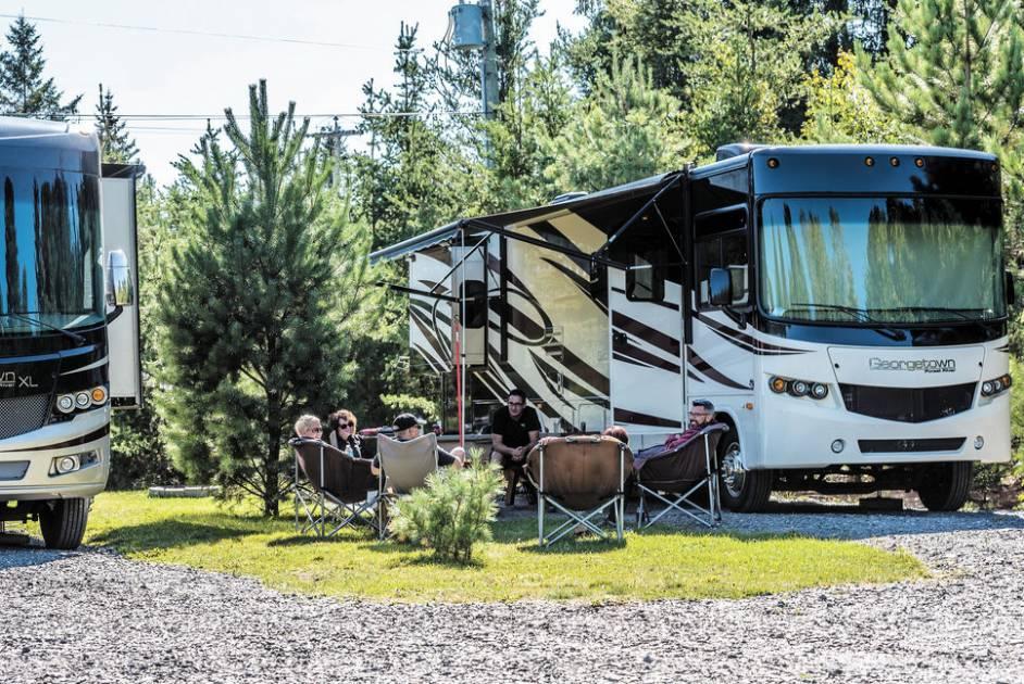 Le camping sera permis à compter du 1er juin au Québec
