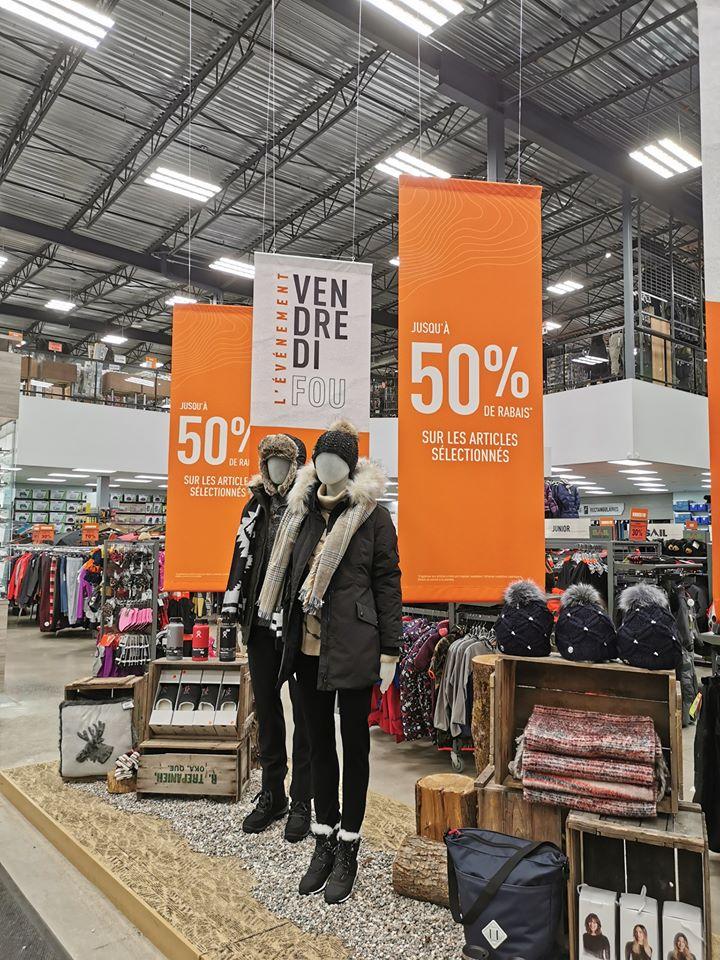 La restructuration de Sail, qui fermera de six magasins, touchera 500 employés
