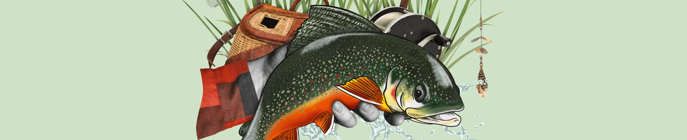 Histoires de pêche : Une exposition qui donne le goût de taquiner le poisson