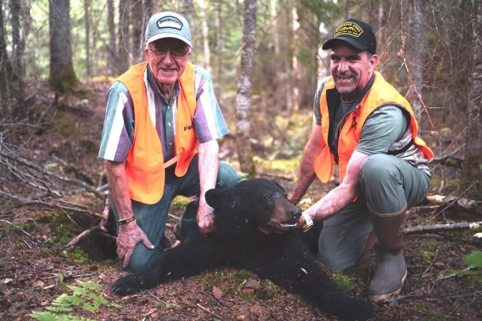 Les Therrien à la chasse, une histoire de « bon sang » depuis 75 ans