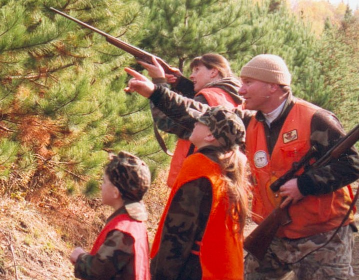 Futurs chasseurs, les cours vont reprendre en août