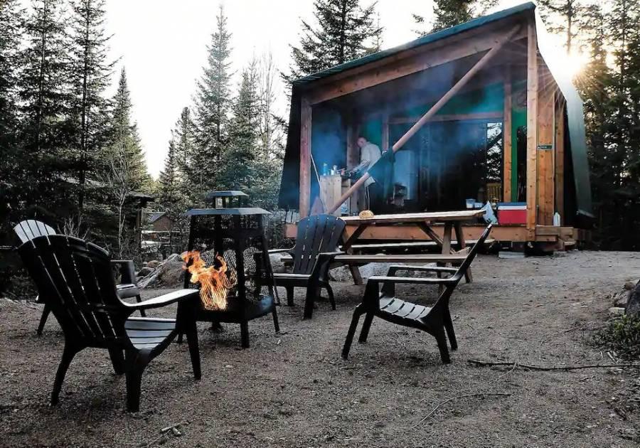 Séjour enchanteur au camping La Loutre