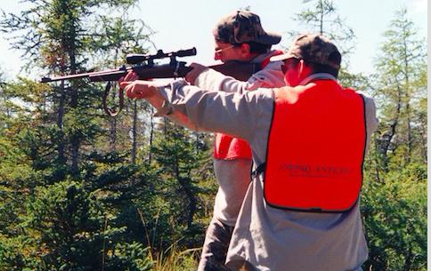 Dernière formation avant la saison de chasse 2020