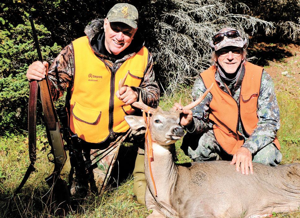 Un nouveau service gouvernemental en ligne pour les chasseurs et les piégeurs