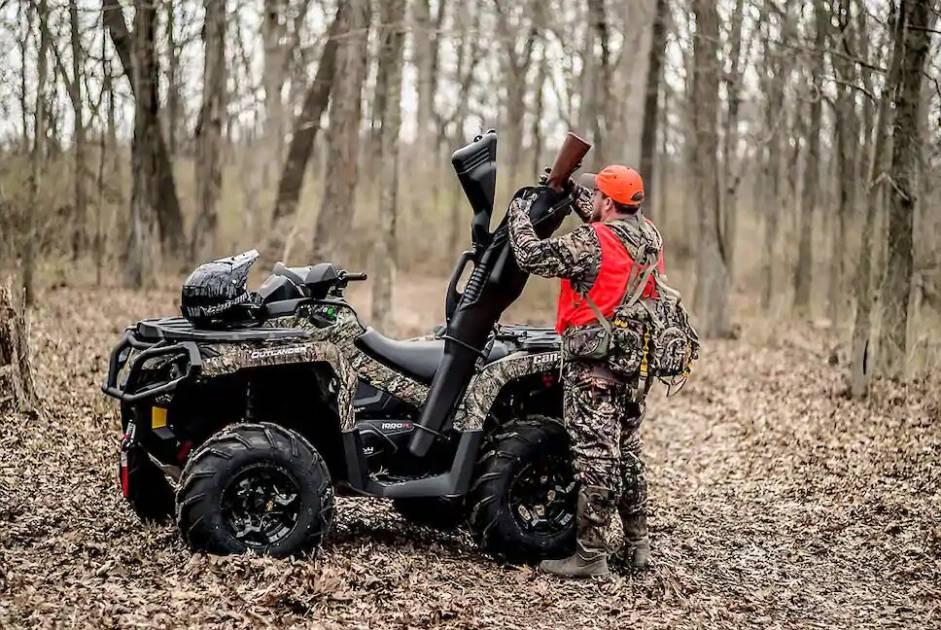 Un allié à quatre roues pour les chasseurs