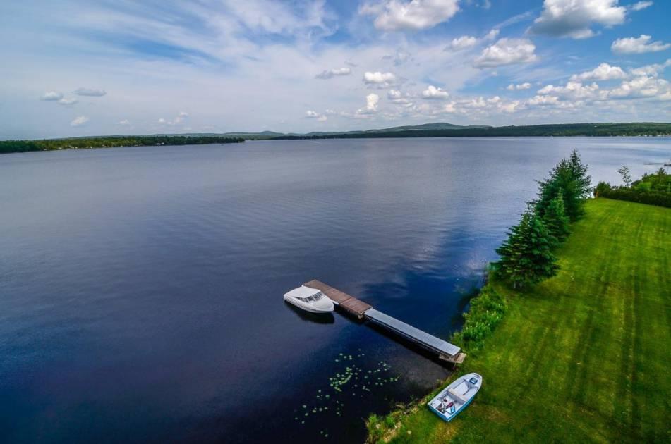 Inventaire de la population de dorés au lac Aylmer en Estrie