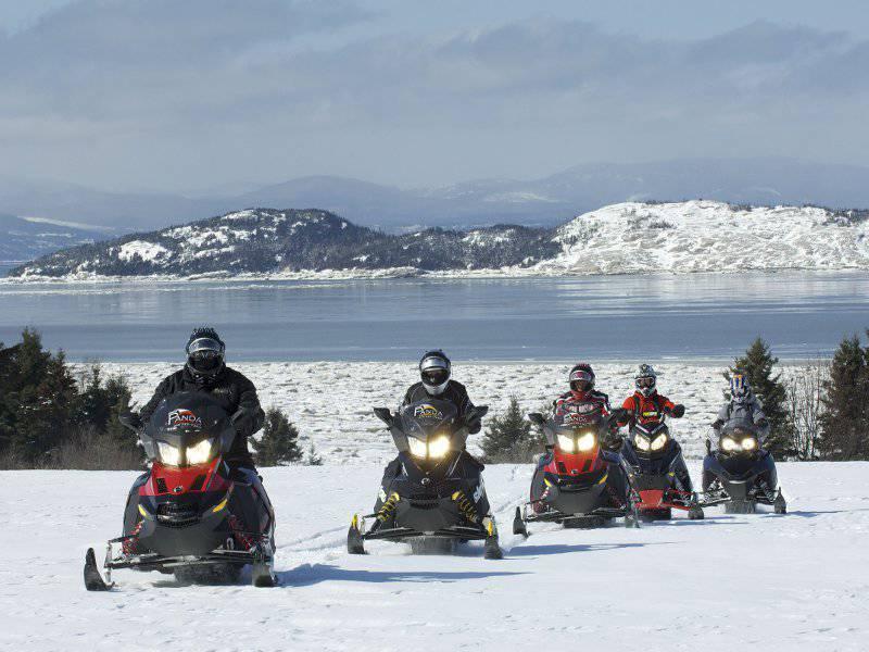 Il y aura une saison de motoneige à l'hiver 2020-2021