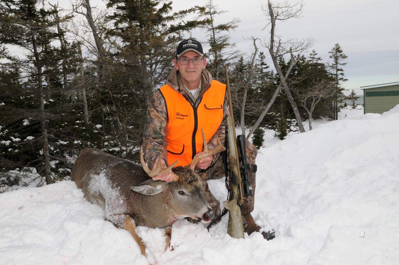 SÉPAQ-Anticosti n'a pas pris de  chance pour maintenir la chasse