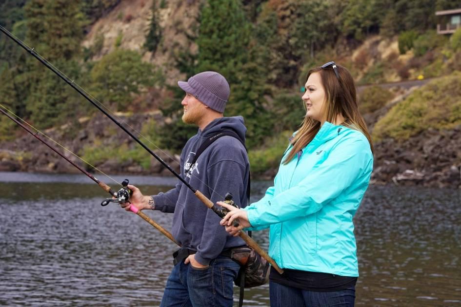 Un sondage est lancé pour améliorer la pêche à l'alose savoureuse