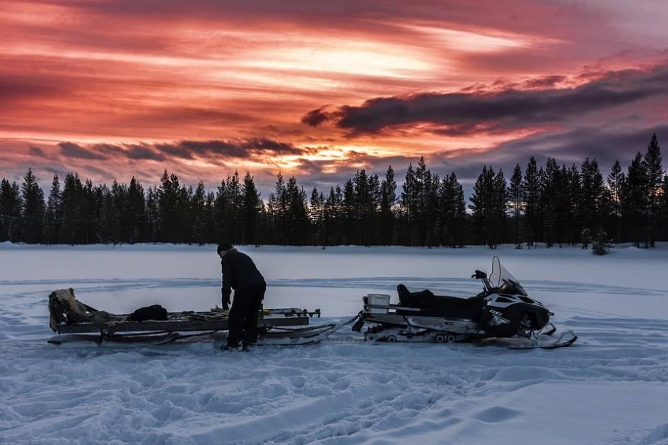 10 conseils pour circuler sur les plans d'eau gelés