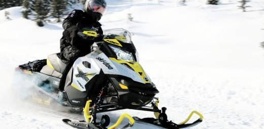 Motoneigistes, méfiez-vous de la première neige