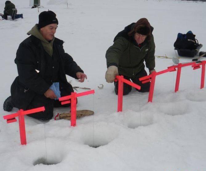 Appel de projets: Québec soutient l'industrie de la pêche hivernale