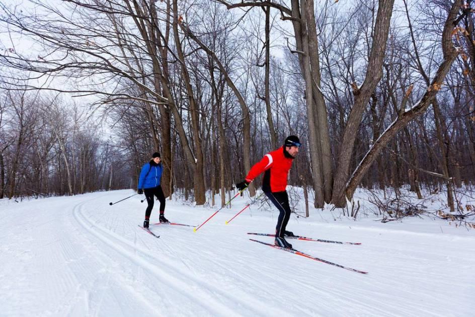 Une gamme d'activités hivernales offertes au Parc national d'Oka
