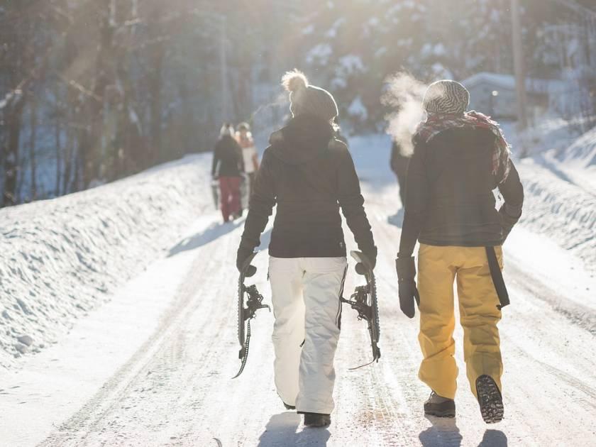 Profiter de « LA » raquette à neige grâce aux conseils d'Alexis Nantel
