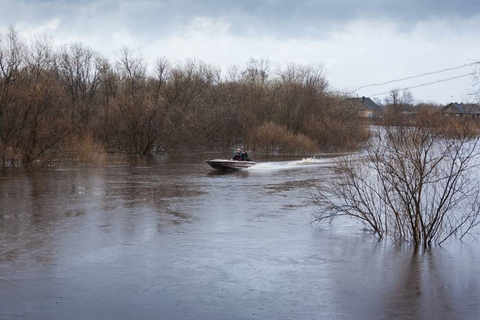 Risques de débordement de rivières: 266 évacuations plus tard, le pire est passé