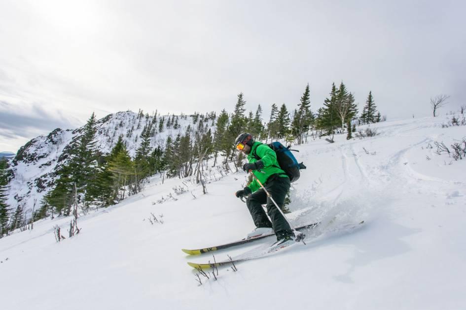 Faux départ pour la saison de ski en Gaspésie