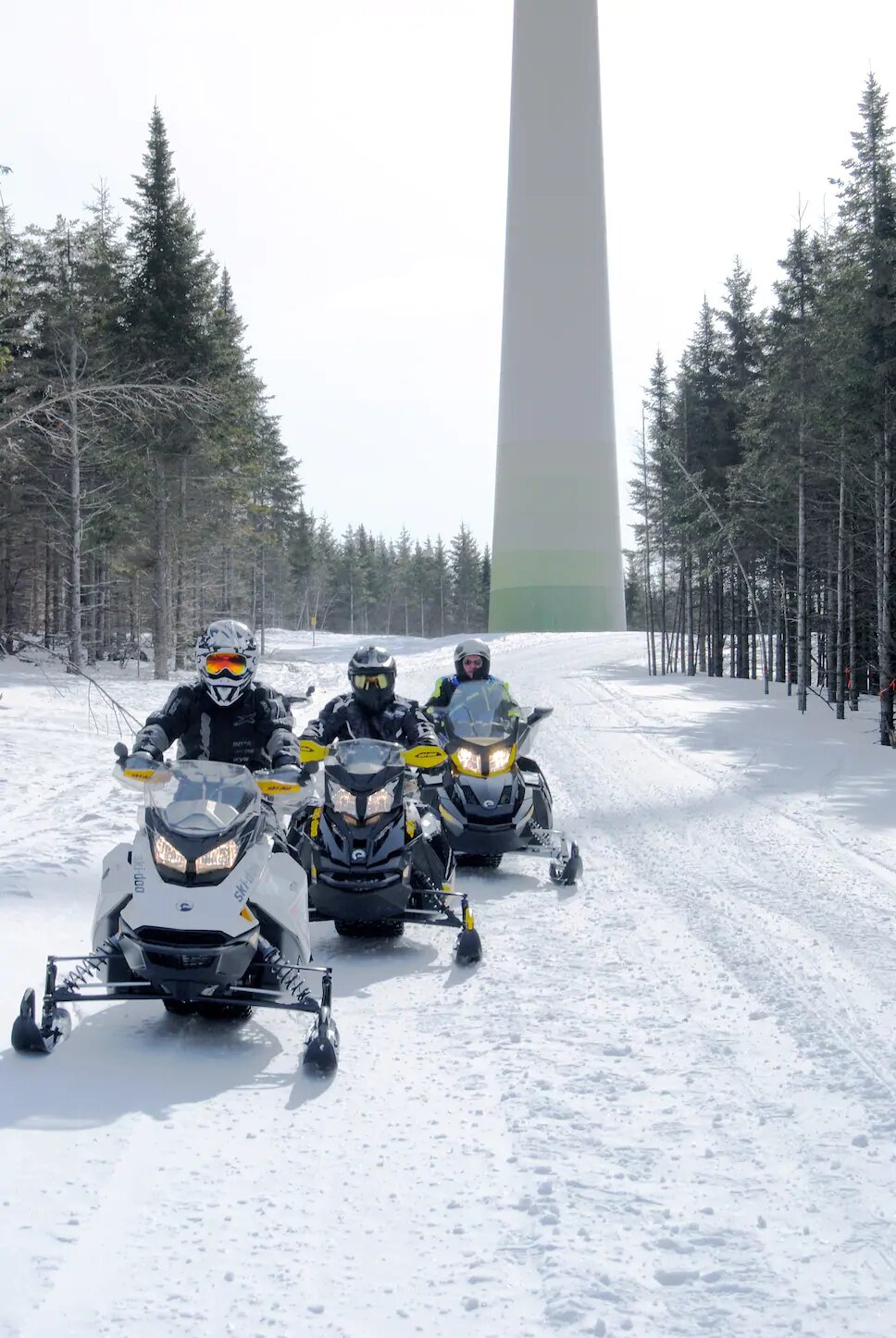 Thetford Mines a beaucoup à offrir aux motoneigistes et quadistes