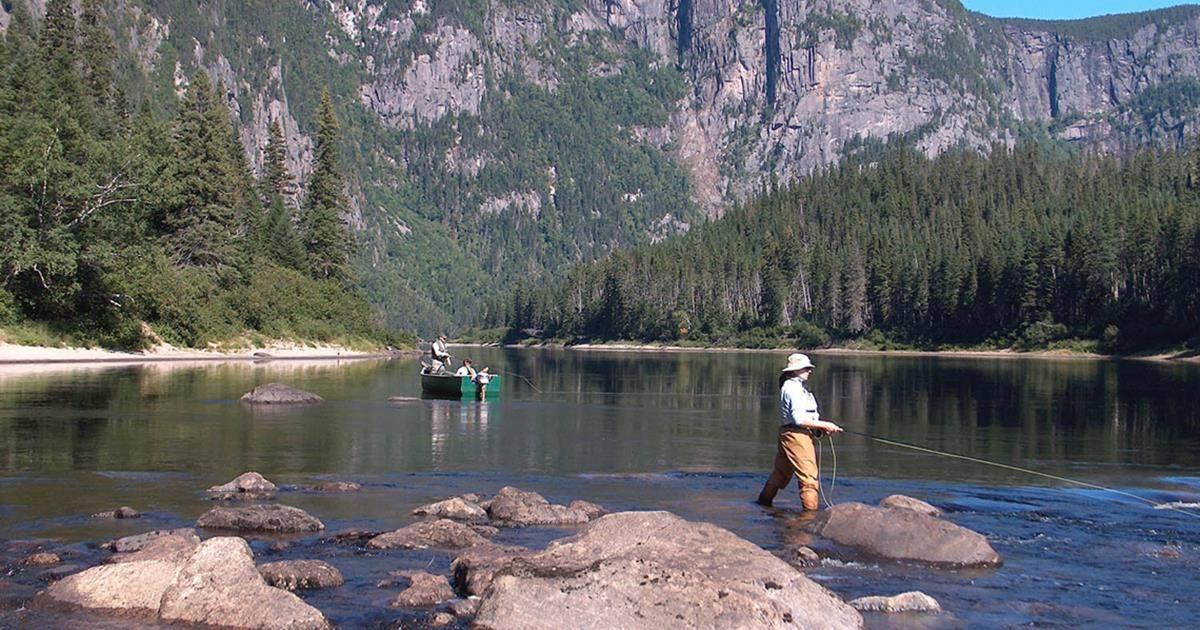 Une première semaine sur le web consacrée à la pêche à la mouche