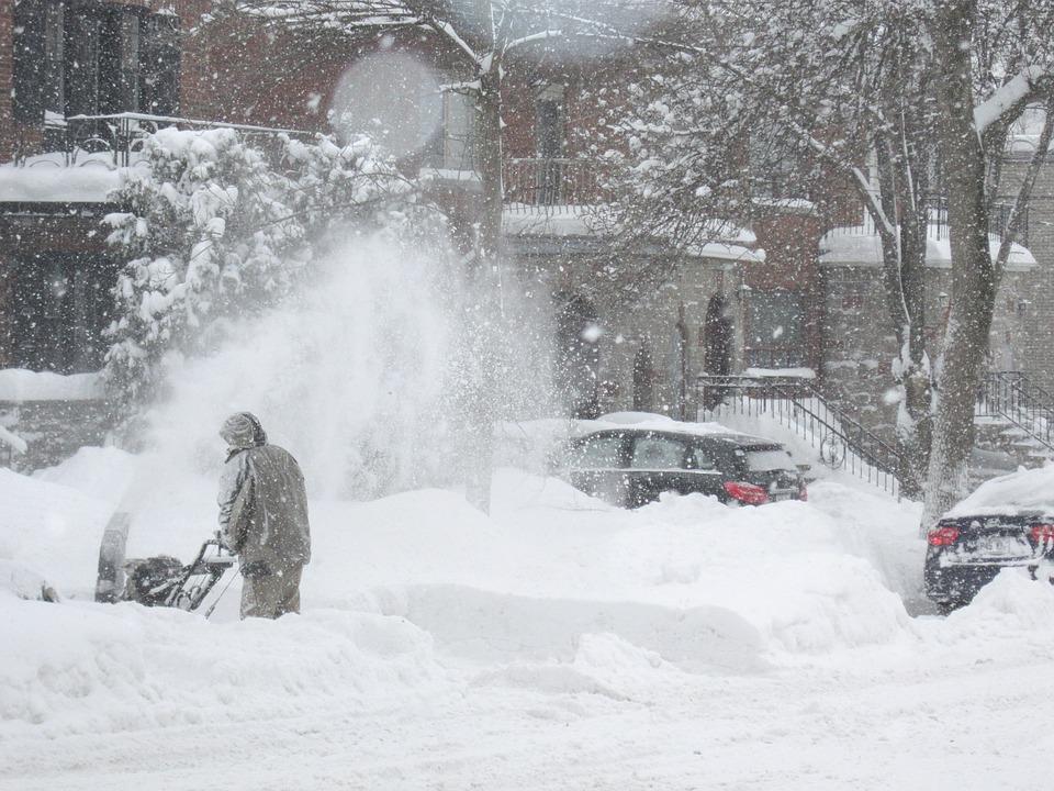 Enfin de la neige sur presque tout le Québec et le temps froid est de retour
