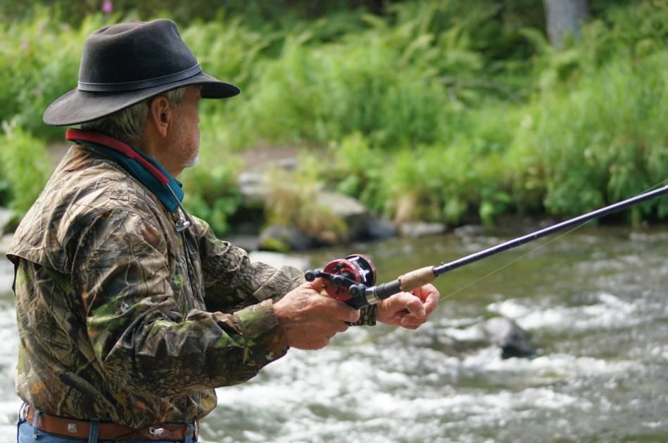 Elle gagne un an de pêche grâce à Rendez-Vous Nature