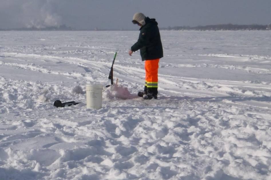 Projet de recherche : des pêcheurs témoins au lac des trente et un milles