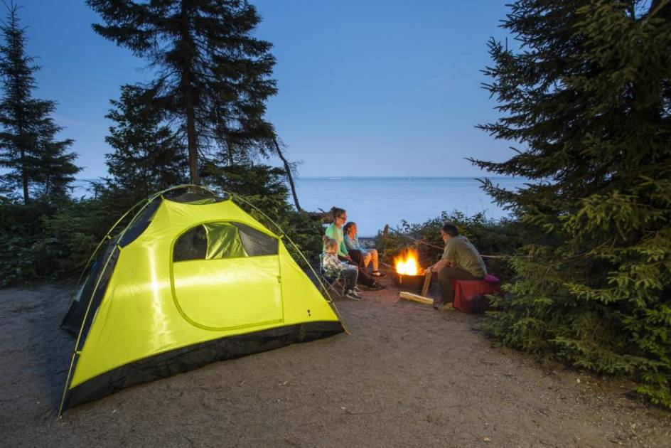 Nouvelle offre d'hébergement pour l'été 2021 à la Sépaq