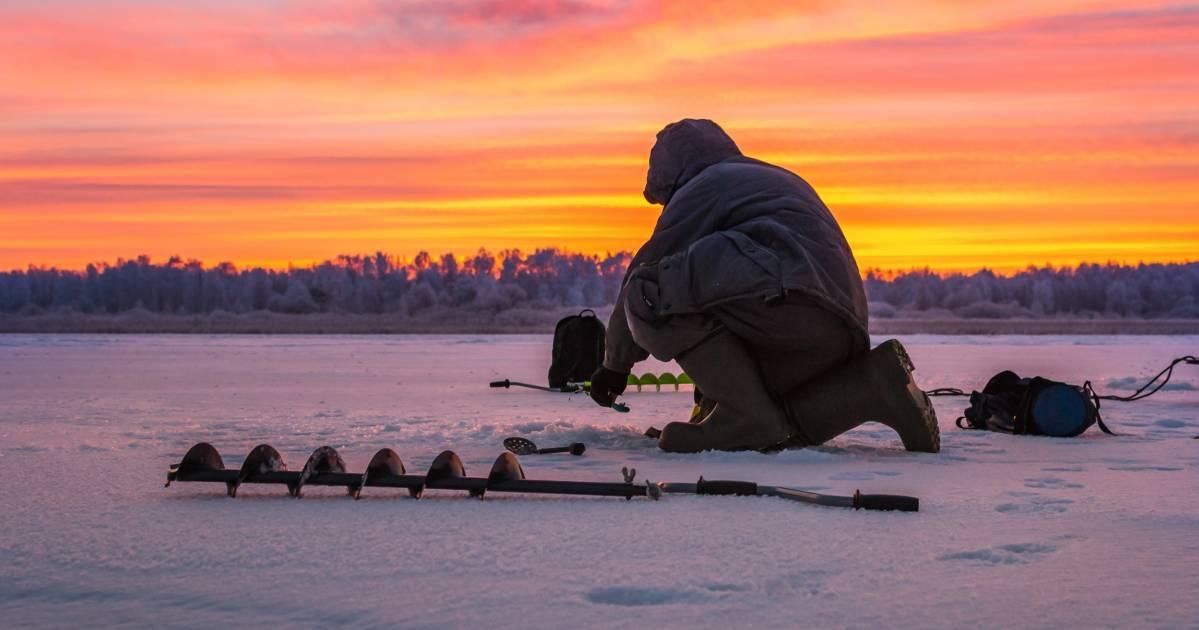Abitibi-Témiscamingue: mettre à jour ses connaissances sur la pêche d'hiver