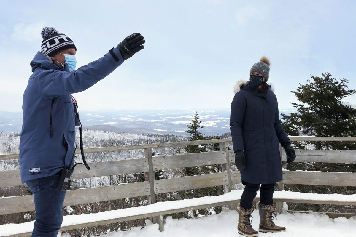 Mont Sutton reçoit une aide d'environ 1,8 M$ de Québec
