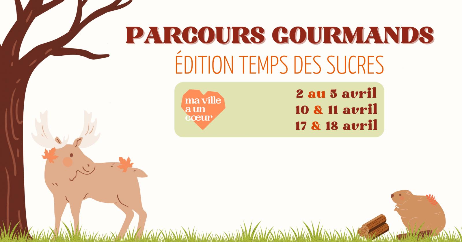 Un parcours gourmand pour le temps des sucres à Trois-Rivières