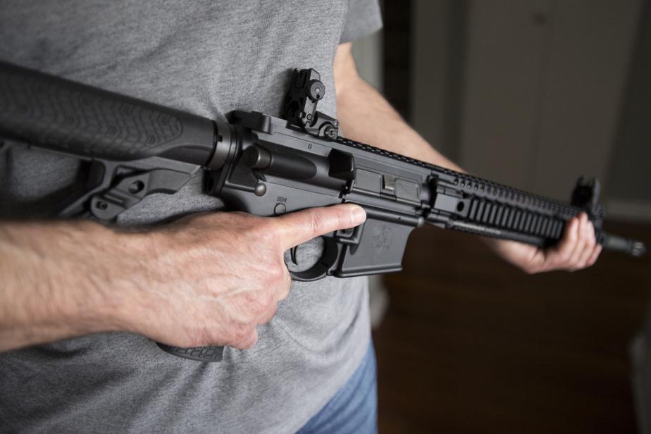Armes d'assaut: les Québécois en faveur d'un programme de rachat obligatoire