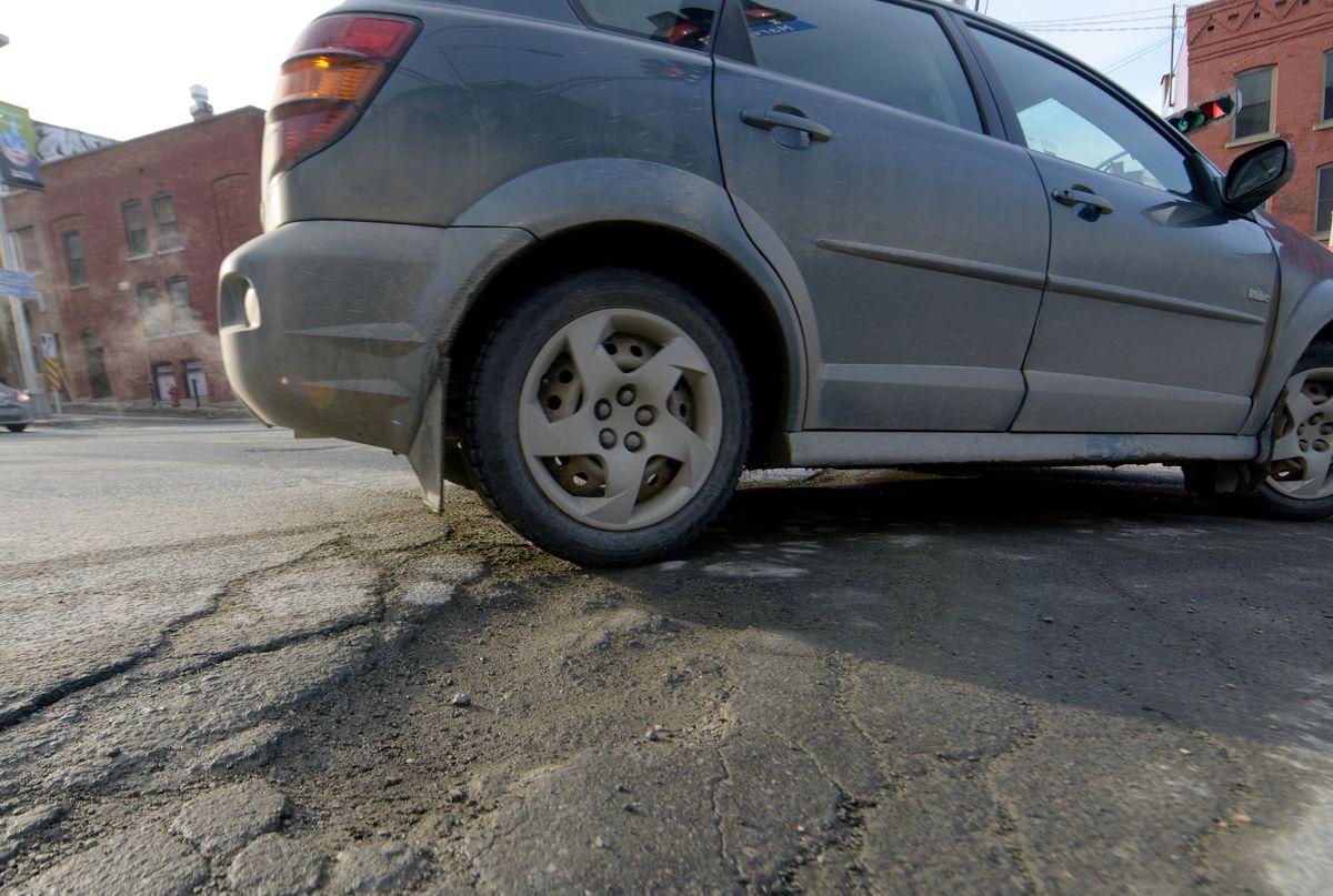 Étude CAA: beaucoup de routes endommagées au Canada, surtout au Québec