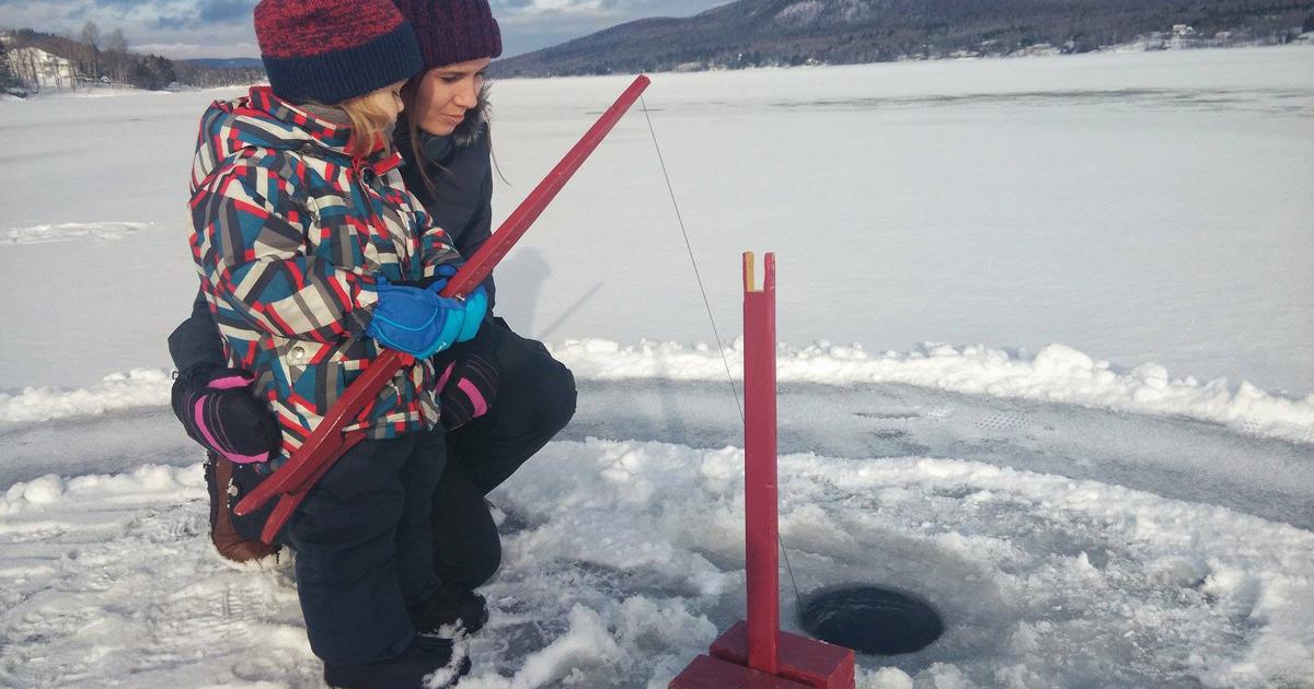 Est-ce possible de pratique la pêche blanche après le 31 mars ?
